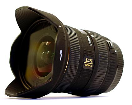 Sigma 10-20mm F4-5.6 EX DC /HSM