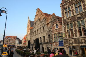 Altstadt von Gent