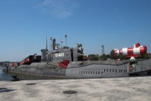 Das U-Boot U-461