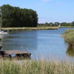 Am Achterwasser bei Koserow